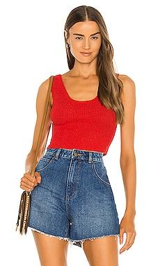 X Devon Carlson Crop Camisole ROLLA'S $59 NEW
