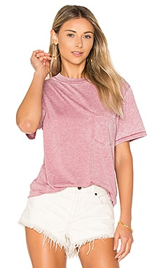 Tomboy Tee in Orchid