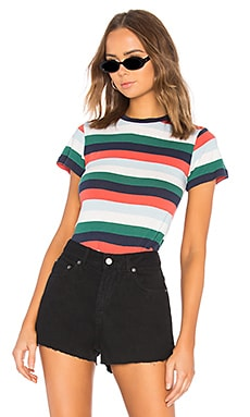 Candy Stripe Tee ROLLA'S $49 NEW ARRIVAL