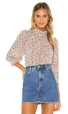 Stephanie Coast Floral Blouse ROLLA'S $99 BEST SELLER