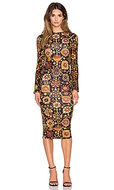 Ronny Kobo Karina Dress in Multi