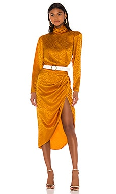 Kaira Dress Ronny Kobo $458