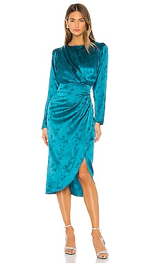 Jade Dress Ronny Kobo $538 BEST SELLER