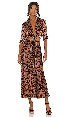 Carol Dress Ronny Kobo $378 BEST SELLER
