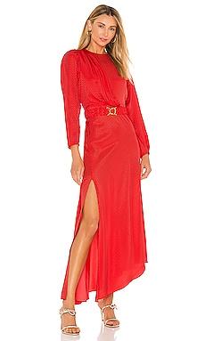 Carmen Dress Ronny Kobo $323