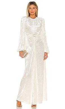 Korin Belted Dress Ronny Kobo $279 Wedding