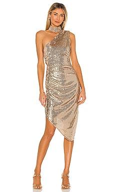 Kelly Sequin Dress Ronny Kobo $498