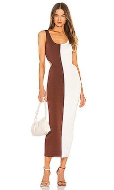 Angua Knit Dress Ronny Kobo $328