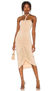 Darlene Dress Ronny Kobo $366