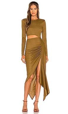 Tania Dress Ronny Kobo $398 BEST SELLER