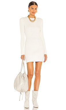 Mae Knit Dress Ronny Kobo $298 NEW