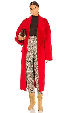 Claire Coat Ronny Kobo $538 NEW