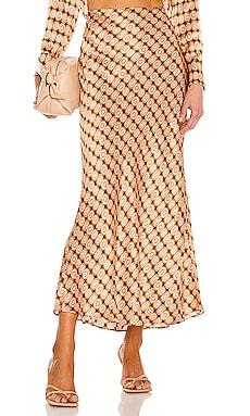 Mae Skirt Ronny Kobo $378 BEST SELLER