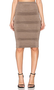Ronny Skirt in Champagne