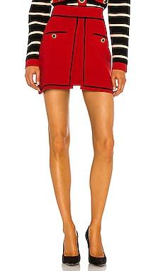 Agnia Skirt Ronny Kobo $348