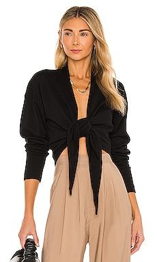 Latona Cashmere Knit Top Ronny Kobo $368