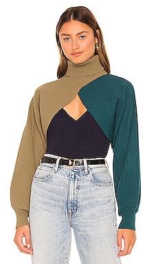 Rennia Knit Top Ronny Kobo $378