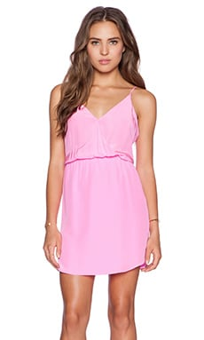 Rory Beca Eli Dress in Flamingo