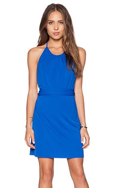 Rory Beca Wenn Dress in Cobalt