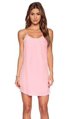 Rory Beca Agalega Dress in Bubblegum