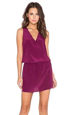 Rory Beca Berta Dress in Aubergine