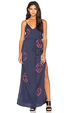 Rory Beca Larissa Maxi Dress in Rings