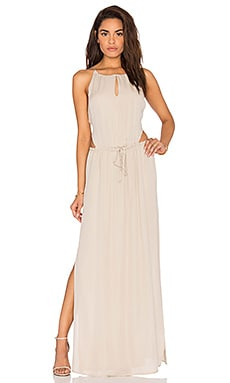 Rory Beca MAID by Yifat Oren x REVOLVE Lauren Gown in Nude