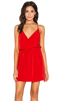 Rory Beca Marti Dress in Cherry
