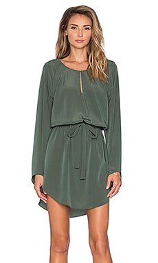 Rory Beca Stele Dress in Olive