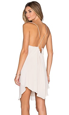 Rory Beca Tambourine Dress in Nude