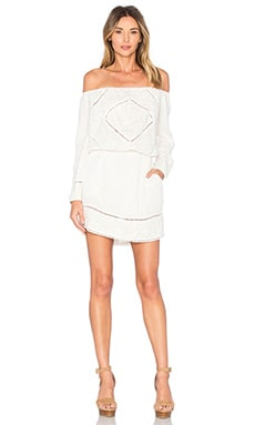 Rory Beca Fore Dress in Ivory