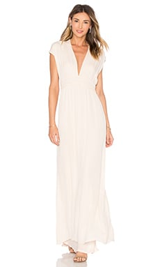Rory Beca MAID By Yifat Oren Big Sur Gown in Petal