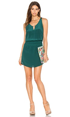 Majorelle Dress in Sea Green