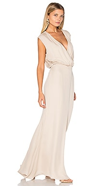 MAID by Rory Beca Venice Gown in Nude