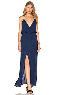 MAID by Rory Beca Hess Gown in Navy