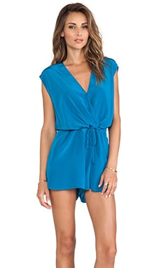 Rory Beca Veneto Romper in Liquid