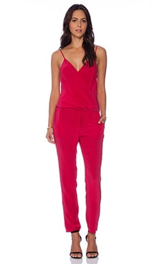 Rory Beca Coral Wrap Jumpsuit in Oui