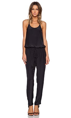 Rory Beca Ludo Jumpsuit in Onyx