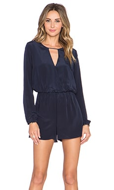 Rory Beca Moheli Romper in Deep