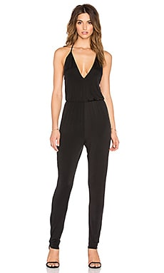 Rory Beca Devils Jumpsuit in Onyx