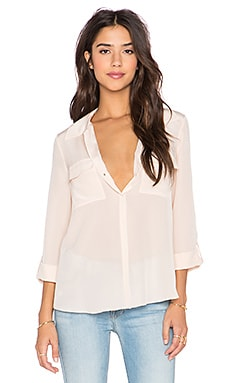 Rory Beca Brat Blouse in Bare
