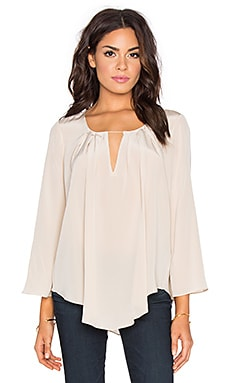 Rory Beca Curry Blouse in Nude
