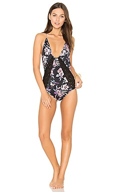 Paris One Piece Swimsuit