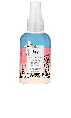 x Ashley Streicher DREAMHOUSE Cold Pressed Watermelon Wave Spray R+Co $29