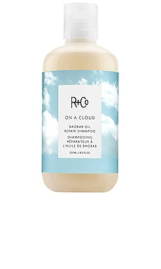 ON A CLOUD Baobab Oil Repair Shampoo R+Co $34 BEST SELLER