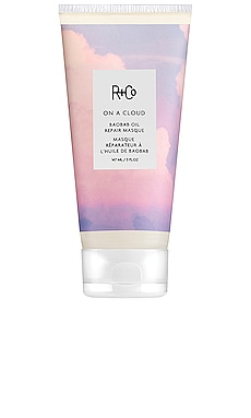 ON A CLOUD Baobab Oil Repair Masque R+Co $44 BEST SELLER