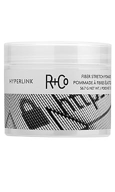 Hyperlink Fiber Stretch Pomade R+Co $28