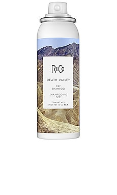 Travel Death Valley Dry Shampoo R+Co $18