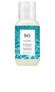 Travel Atlantis Moisturizing Shampoo R+Co $14