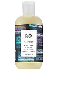 Television Perfect Hair Shampoo R+Co $32 BEST SELLER